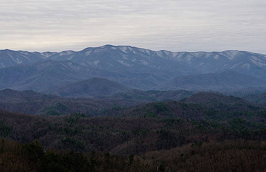 Foothills Parkway The Missing Link by Donna Collins