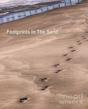 Paulette Thomas - Footprints In The Sand