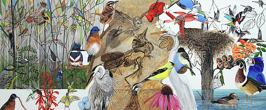 For the Birds by Trena McNabb