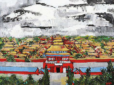 Forbidden City 2 201909 by Alyse Radenovic