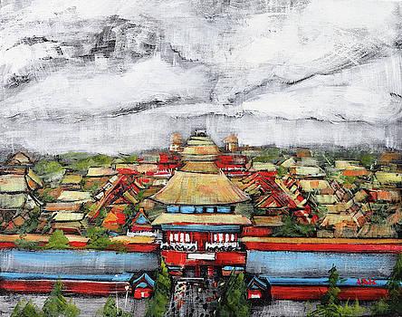 Forbidden City 201841 by Alyse Radenovic