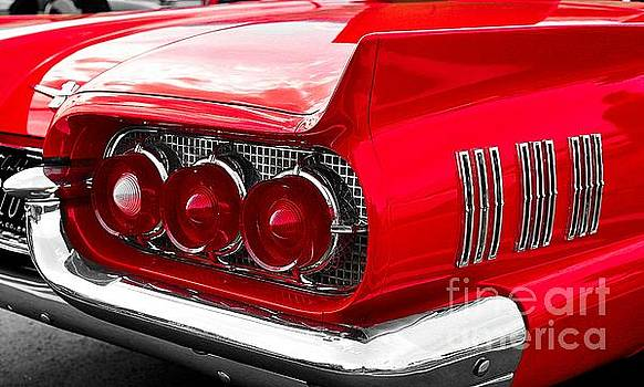 Ford Thunderbird by Stacey Brooks