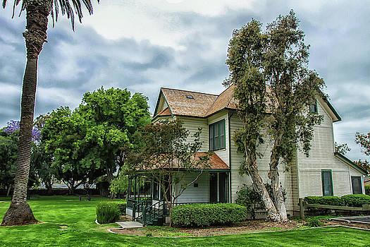 Foreman's Residence by Robert Hebert