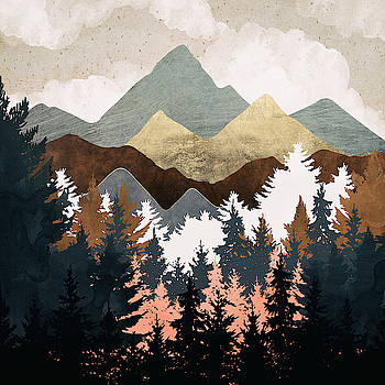 Forest View by Spacefrog Designs