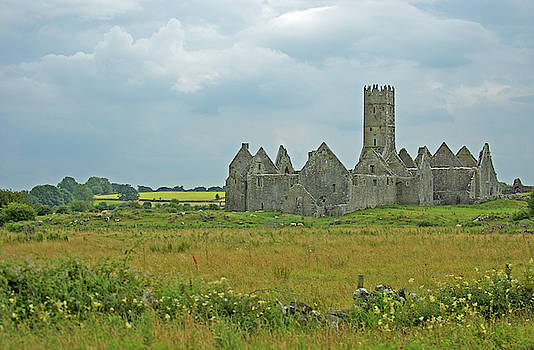 Forgotten Castle Ireland by Mark Duehmig