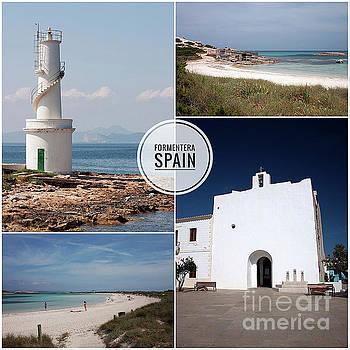 Formentera, Spain by John Edwards