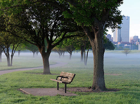Fort Worth Morning 041019 by Rospotte Photography