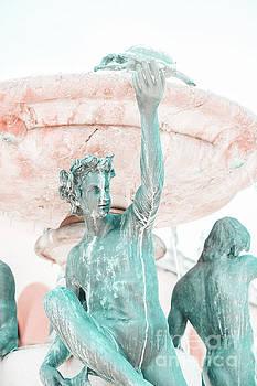 Fountain Statue by Felix Lai