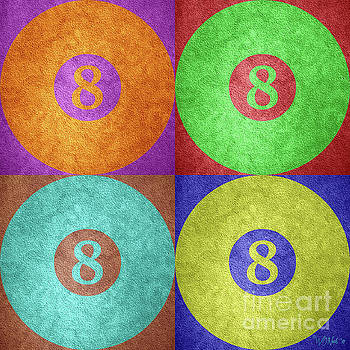 Walter Neal - Four 8 Balls