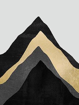 Four Mountains by Elisabeth Fredriksson