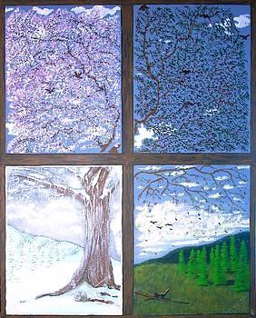Four Seasons by John Lyes