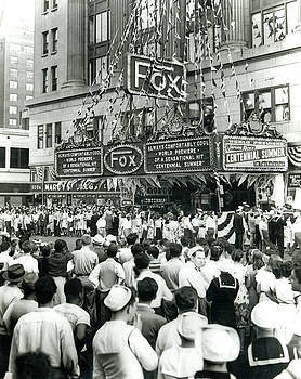 Fox Theatre, Philadelphia by Unknown