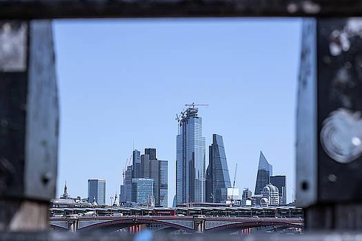 Framed London by Martin Newman