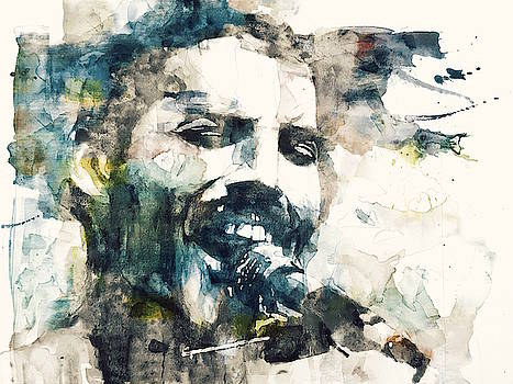 Freddie Mercury - Killer Queen by Paul Lovering