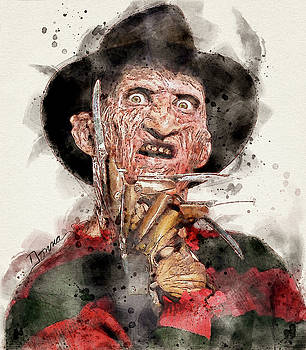 Donnaistic - Freddy Krueger