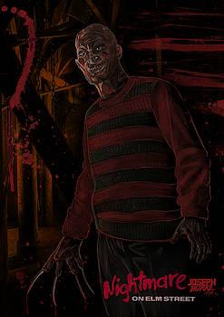 Freddy Krueger by Joseph Burke
