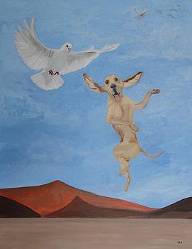 Free As a Bird by Nikki Attree