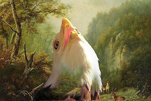 Freedom calls   by Eagle Finegan