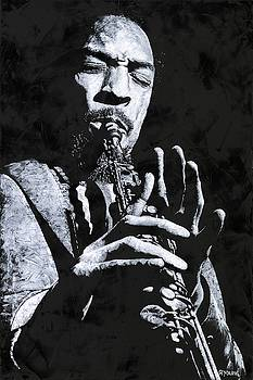 Freedom in Sax by Richard Young