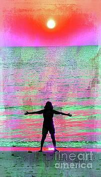 Freedom Mystical Sunrise by Ian Gledhill