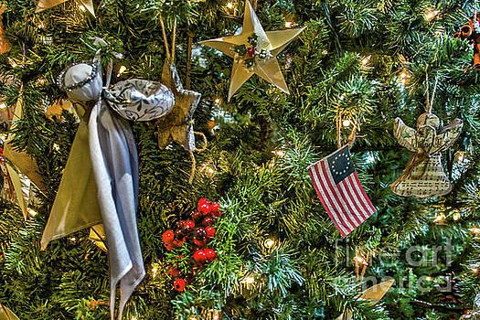 Sandy Moulder - Freedom of Faith Christmas Tree