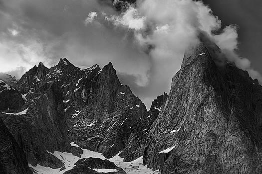 Jon Glaser - French Alps Spires