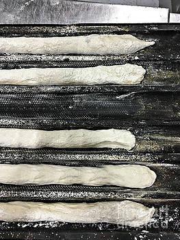 French bread dough by Tom Gowanlock
