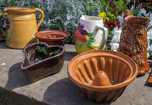 French Pottery by Teresa Mucha