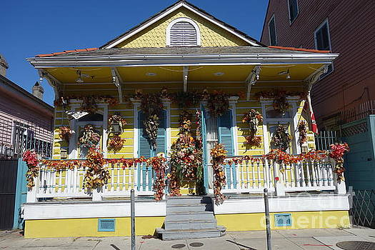 Susan Carella - French Quarter Decorated House