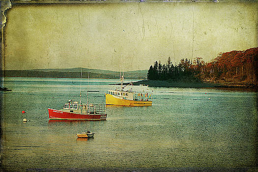 Frenchmens Bay by Cindi Ressler