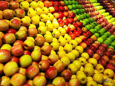 Fresh Apples by Chris Montcalmo