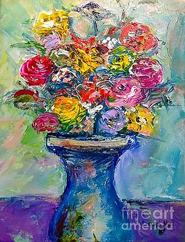 Fresh Flowers by Deborah Nell