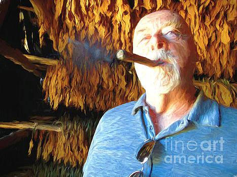 Freshly-Rolled Cuban by Susan Lafleur