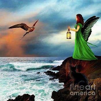 Freyja by Anne Vis