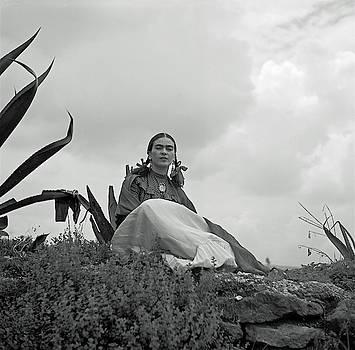 Frida Kahlo by Toni Frissell