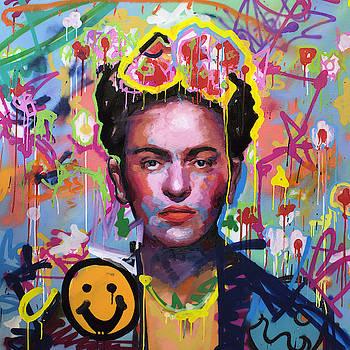 Frida Kahlo by Richard Day