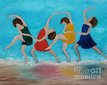 Friends - In The Spirit by Beverly Livingstone