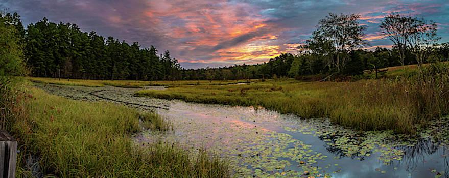 Louis Dallara - Friendship Panorama  Sunrise Landscape