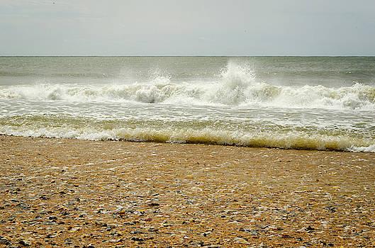 Frisco Beach by Mike O'Shell