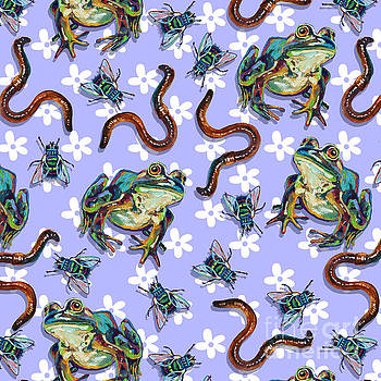 Robert Phelps - Frogs and Flies and Worms