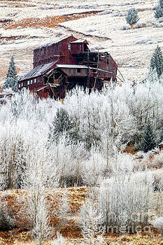 Steve Krull - Frost on Abandoned Mining District