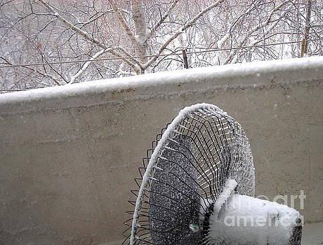 Frozen fan by Inessa Williams