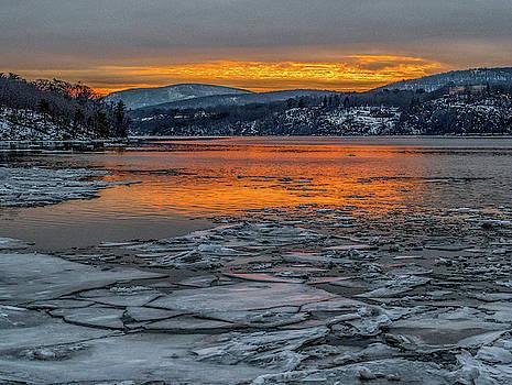 Frozen Fire by Jeffrey Friedkin