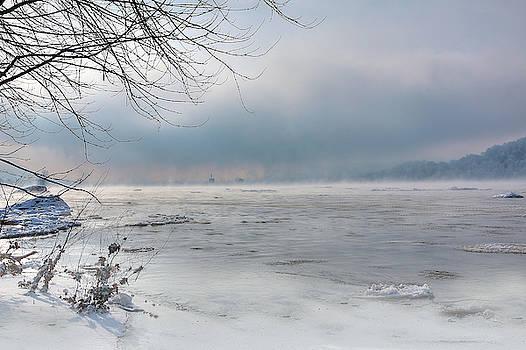 Frozen Fog by Sharon Batdorf