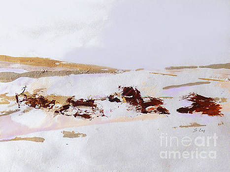 Frozen Landscape 300 by Sharon Williams Eng