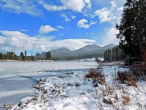 Frozen Water by Dan Miller