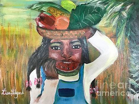Yummy Fruits and vegetables  by Lisa Gilyard