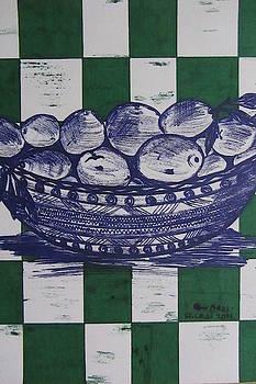 Fruits  by Edward Kofi Louis