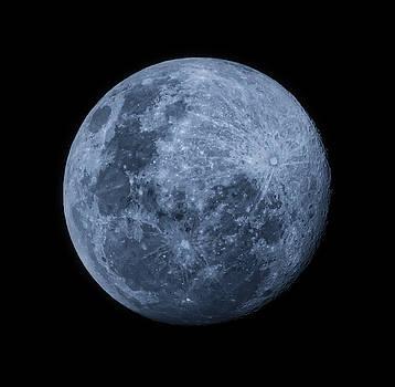 Werner Kaffl - Full Blue Moon
