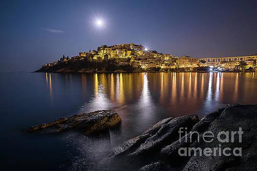 Full Moon Magic I by Elias Pentikis